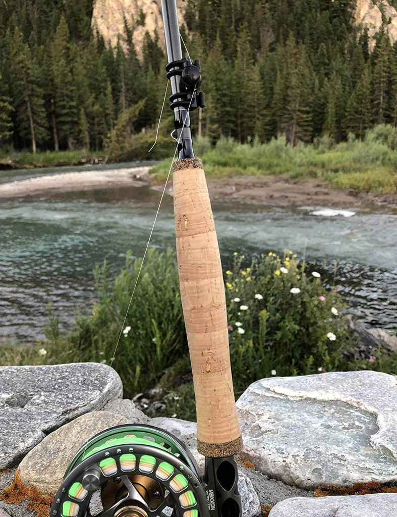 Hold My Line Fly Fishing Rod Line Holder