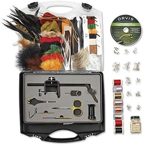 Orvis-fly-tying-kit