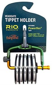 Rio Fly Fishing Tippet Head gate with 2X~6X-PowerfleX-Tippet