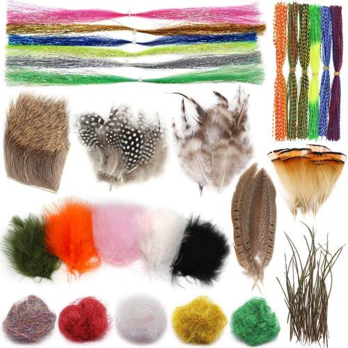 XFISHMAN Fly-Tying-Materials-kit