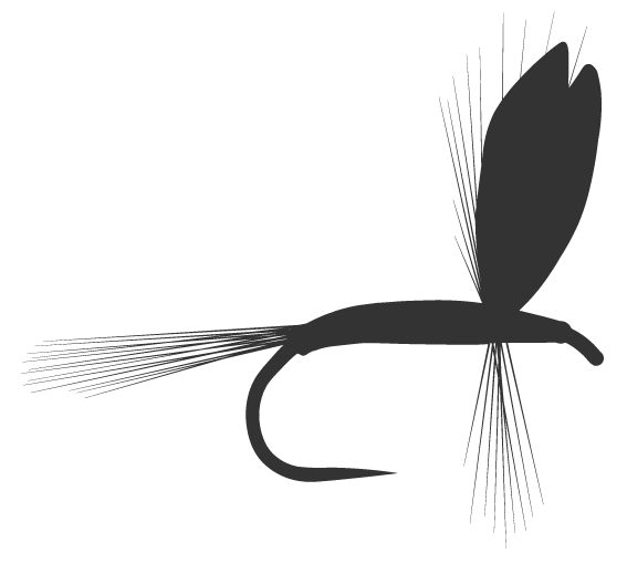 Dry-fly-pattern