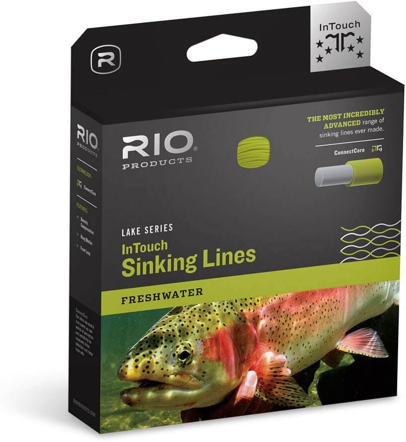 RIO Products Sub-surface Deep 5 Sinking Fly Line