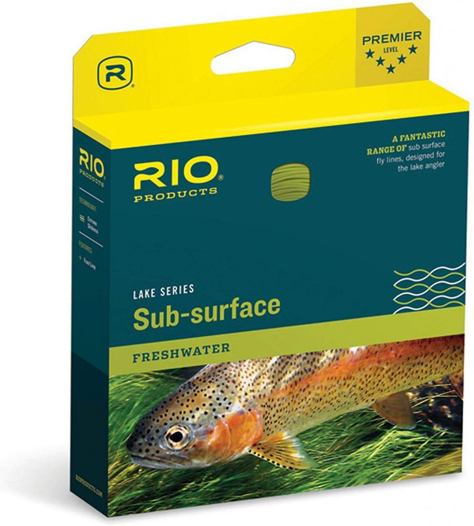 RIO Products Sub-surface Fly Line