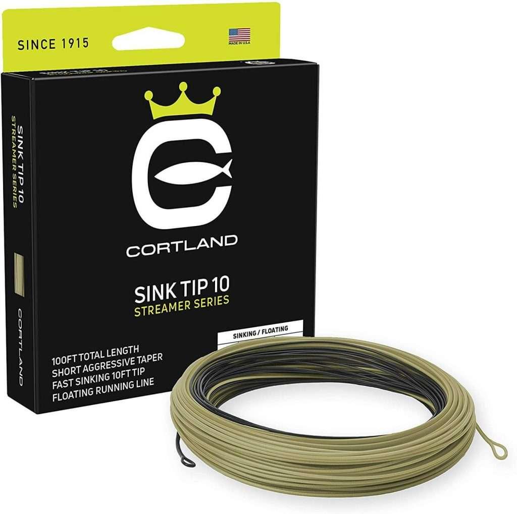 Cortland Streamer Series - Sink Tip 10 Fly Line