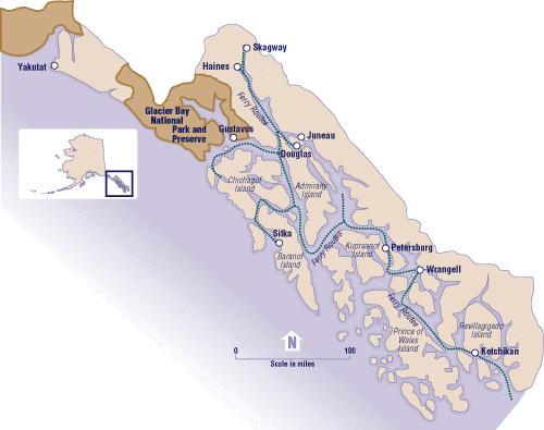 Alaska-Panhandle