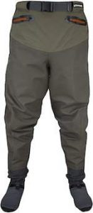 Compass 360 Point Guide II Breathable Stockingfoot Waist High Pant Wader