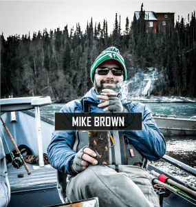 Mike Brown mossy's