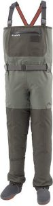 Simms Freestone Stockingfoot Chest Waders for Men
