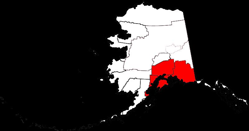 Southcentral-Alaska-Map