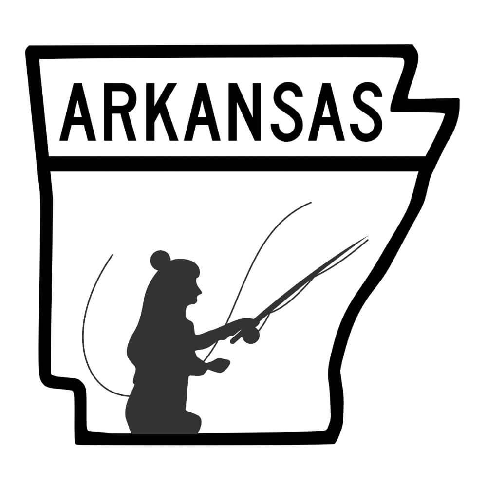 Fly-fishing-Arkansas