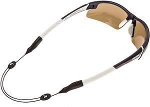 Luxe Performance Cable Strap - Premium Adjustable No Tail Sunglass Strap and Eyewear Retainer