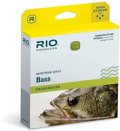 RIO Bass Fly Line