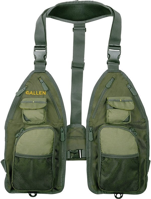 Allen Gallatin Ultralight Fishing Vest