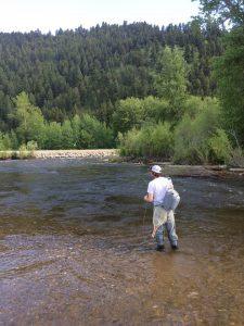 Chuck Fishing 2