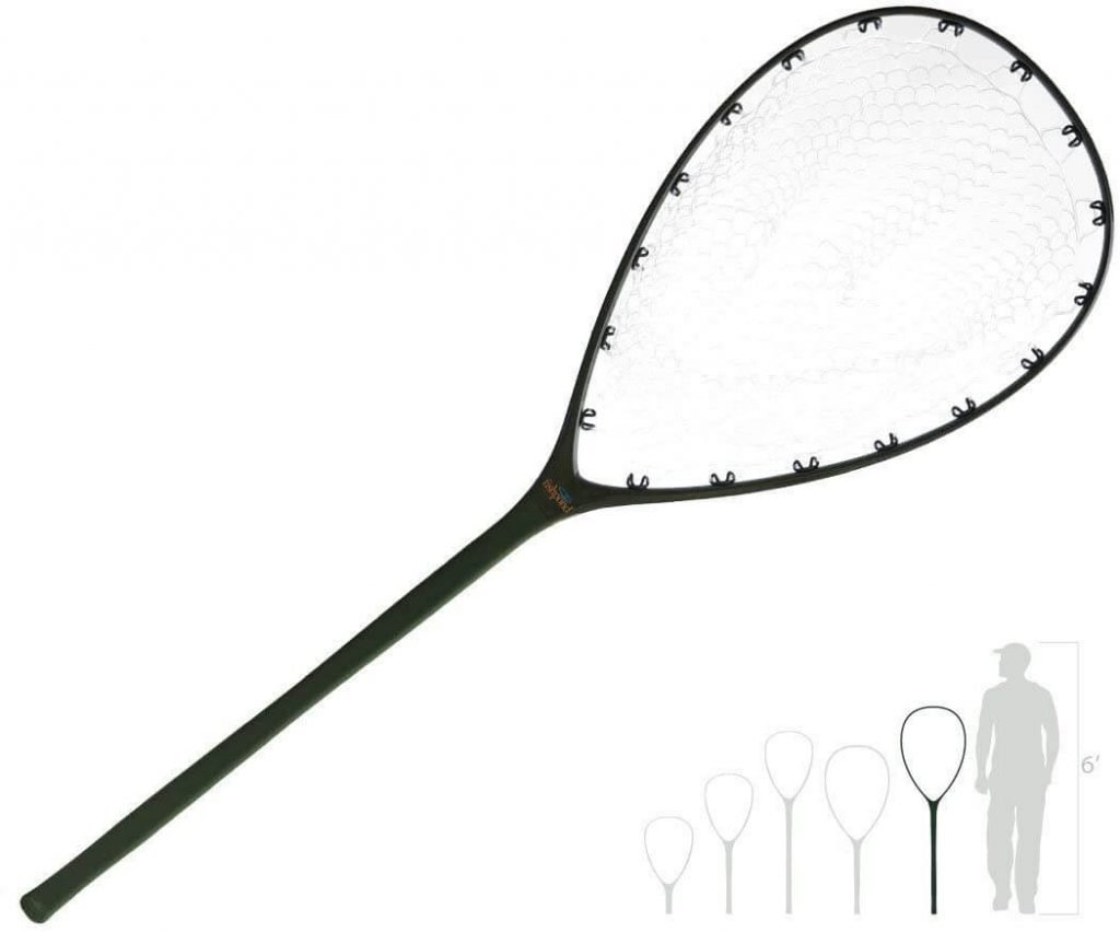 fishpond Nomad Fly Fishing Carbon Fiber & Fiberglass Boat Net