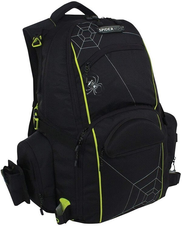 Spiderwire Fishing Tackle Backpack