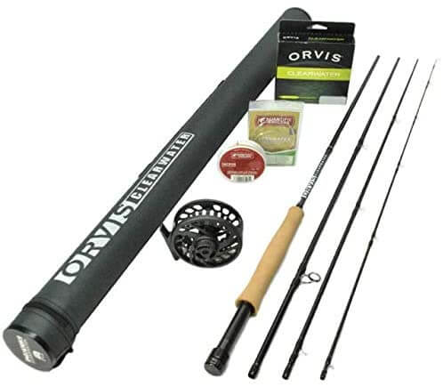 Orvis Clearwater Rod and Reel Combo