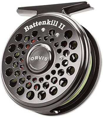 Orvis Battenkill Click and Pawl Fly Fishing Reel
