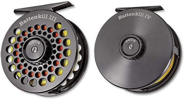Orvis Battenkill Disc Drag Fly Fishing Reel
