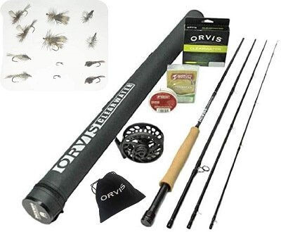 Orvis Clearwater Full Fly Rod Outfit