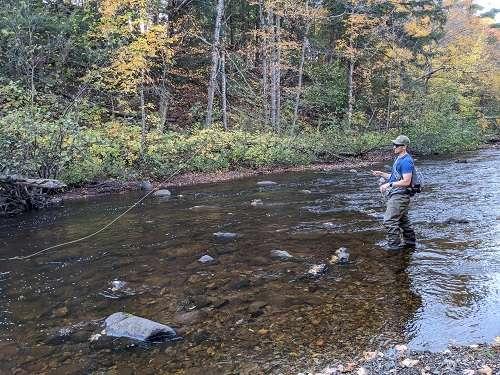 Jason Fall Fishing